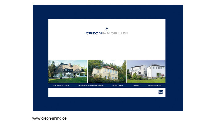 Creon Homepage